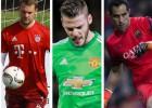 Bravo entre los 10 mejores porteros del año para la IFFHS