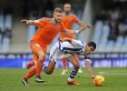 Jonathas ya luce en la Real y desgarra aún más al Valencia