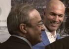 'FeliZidane', la canción del otro Florentino y Zidane