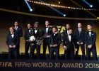 El Madrid y el Barcelona dominan el 11 de la FIFA