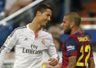Los otros piques de la relación Dani Alves-Cristiano Ronaldo