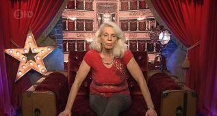Angie, exmujer de David Bowie, recibiendo noticia de su fallecimiento en GH Vip
