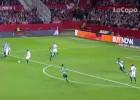 El 4-0 define la eliminatoria: el Sevilla destrozó al Betis