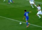 El tremendo golazo de Sané al Madrid en el Bernabéu