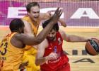 El CSKA se impone ante el Barcelona a base de triples