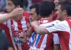 El gol de De las Cuevas que sentenció al Madrid de Mou