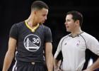 Los Warriors pierden la estela de los Bulls de Jordan