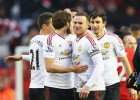 El United del Van Gaal gana por la mínima al Liverpool