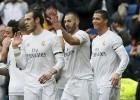 El Madrid de Zidane endosa otra goleada al Sporting