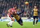 El Arsenal no aprovecha el momento de asaltar el liderato