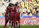 Griezmann comanda a un Atlético que sigue líder