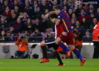 ¿Hubo falta de Luis Suárez antes del penalti de Iraizoz?