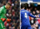 De Gea salva al United y vuelve la alianza Cesc - Diego Costa