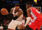 Los Knicks hacen frente a dos prórrogas ante los Sixers