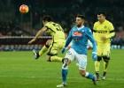 El Inter somete al Nápoles con un Handanovic imperial