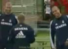 Aquellos malabares de Zidane, Roberto Carlos y Ronaldo