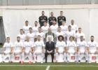 Nueva foto de toda la plantilla del Real Madrid con Zidane
