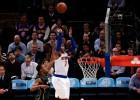 Carmelo supera a Bird y los Knicks acaban con los Jazz