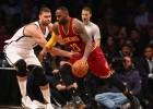 Los Cavaliers, a medio gas, acaban con Brooklyn Nets
