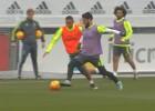 Zidane sube la intensidad: una sesión con gritos y ritmo