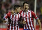 El Sporting se da un festín ante una Real floja en la defensa