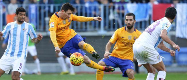 Messi acelera: ha marcado siete goles desde que empezó 2016