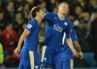 El Leicester no tiene piedad del Stoke City y se pone líder