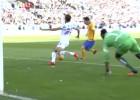 Uno de los fallos más grandes de Messi: en boca de gol...