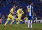 El Villarreal salva un punto en medio de una gran polémica