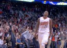 Goodwin decanta in extremis el triunfo de Suns ante Hawks