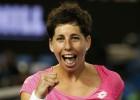 Carla resurge ante Gavrilova; Djokovic sufre contra Simon