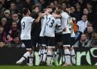 El Tottenham sigue con su objetivo de jugar la Champions