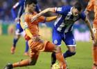 Negredo rescata un punto para el Valencia en el minuto 93
