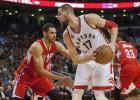 Los Raptors amenazan el trono de los Cavs de LeBron