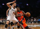 Los Nets caen y Durant coquetea con New York