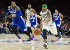Los Celtics reinan y se colocan quintos del Este