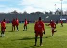 Vidal, Costa y Thiago: Lujitos en la práctica del Bayern Munich