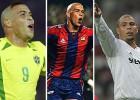 Los 10 golazos olvidados del mítico Ronaldo, 'O Fenómeno'