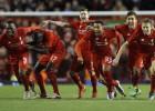El Liverpool a la final de la Copa de la Liga por penaltis