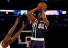 Kevin Durant 'se pica': él también sabe dar exhibiciones