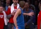Kobe y el respeto a Nowitzki tras su canasta ganadora