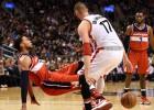 Los Raptors suman y siguen: victoria ante los Wizards