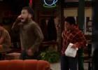 La parodia 'a lo Friends' de la pelea de Griffin con el utilero