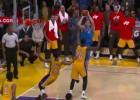 Nowitzki acaba con los Lakers con un canastón in extremis