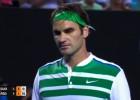 El puntazo de Djokovic que dejó con esta cara a Federer