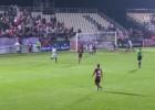 El gol de delantero nato de Juan Muñoz en su estreno