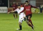 El Sevilla no da opción al Mirandés y se mete en semis