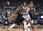 La dupla DeRozan-Lowry puede con New York Knicks