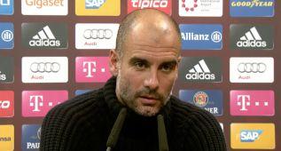 """Guardiola: """"Mi trabajo es poner más presión a mis jugadores"""""""