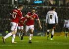 El United a la 4º ronda con dos goles en fuera de juego